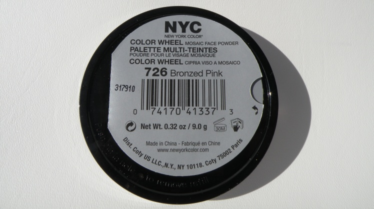 NYC Label