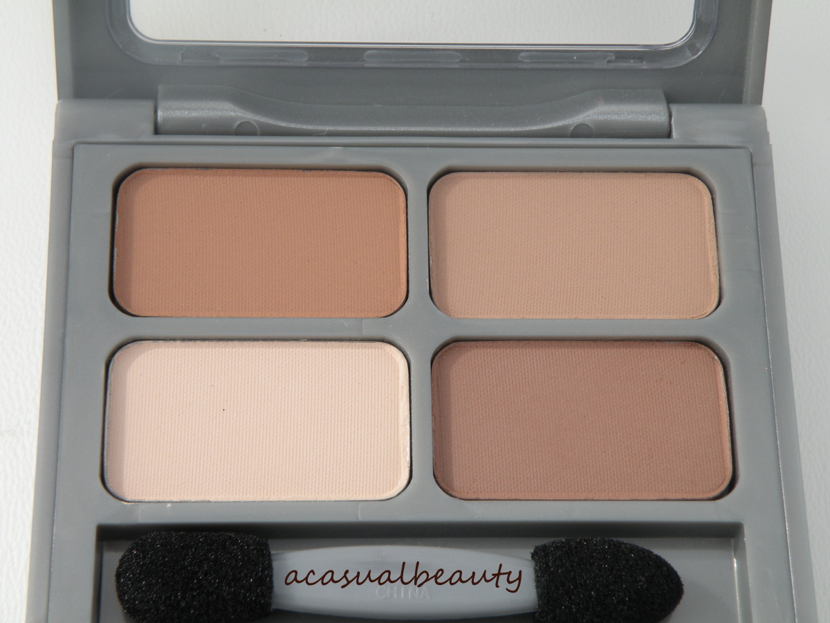 Physicians Formula Matte Collection Quad Eye Shadows In Classic